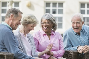 How are your teeth affected by the aging process? Your dentist in Fort Worth, West 7th Smiles, explains here.