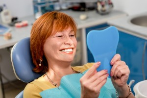 Your dentist in Fort Worth performs oral exams and cleanings